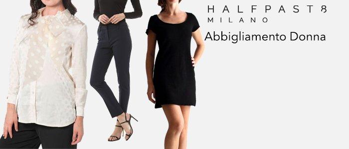 HP8 Abbigliamento Donna: EXTRA SCONTO del -50%