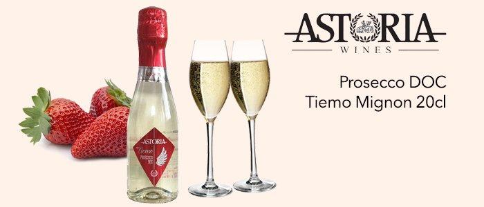 Astoria Prosecco DOC Tiemo Mignon 20cl