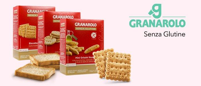 Granarolo Senza Glutine: Biscotti, Fette Biscottate e Snack