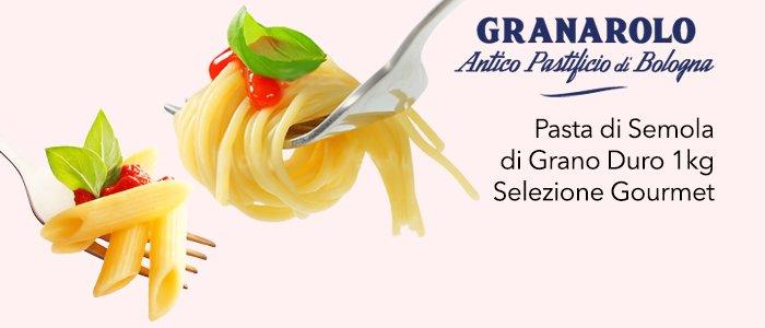 Pastificio Granarolo Selezione Gourmet: Semola di Grano Duro 1kg