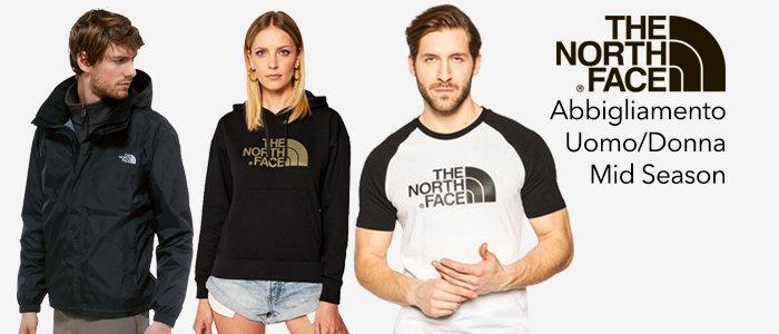 The North Face: Felpe, Giacche e T-shirt