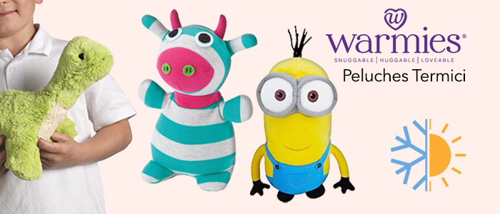 Warmies® Peluches Termici