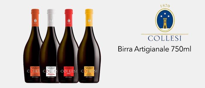 Collesi birre: Alter, Fiat Lux, Blanche e Ubi