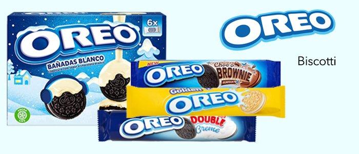 Oreo Biscotti e Snack