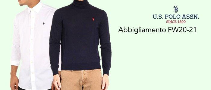 U.S. Polo Assn. abbigliamento Uomo Autunno/Inverno 20/21
