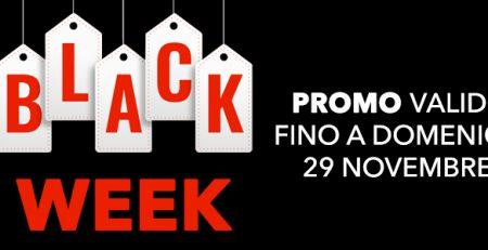 Black Week 2020: una settimana di offerte