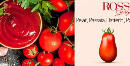 Rosso Gargano: Pelati, Passata, Datterini e Polpa