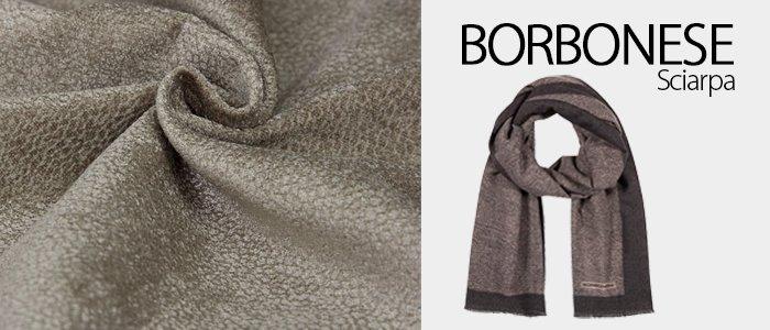 Borbonese sciarpa unisex