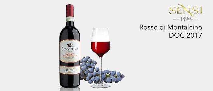 PROMOZIONE: Cantine Sensi Rosso di Montalcino