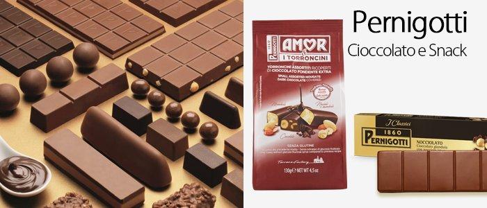 Pernigotti Cioccolato e Snack