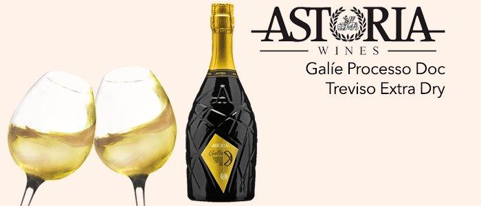 Astoria Galíe Prosecco Doc Treviso Extra Dry
