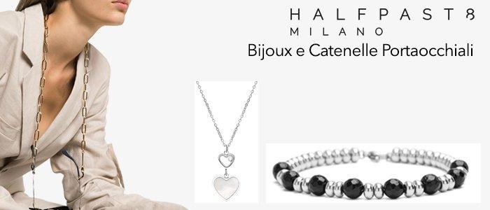 PROMO: HALFPAST8 Bijoux e Catenelle
