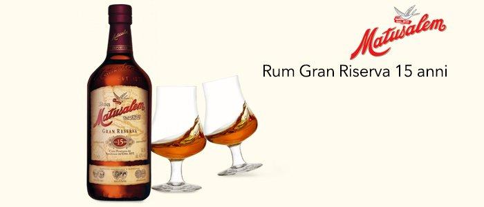 Ron Matusalem 1872: Rum Gran Riserva 15 anni