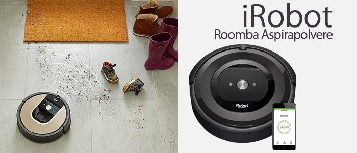iRobot Roomba Aspirapolvere