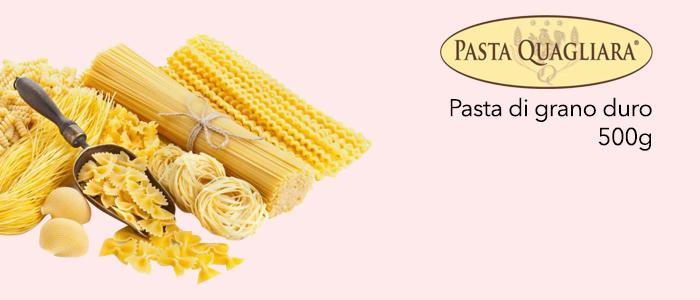 Pasta Quagliara: Pasta di Grano Duro Lucana