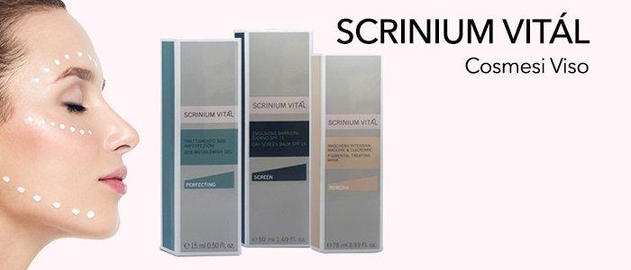 Scrinium Vitál Cosmesi