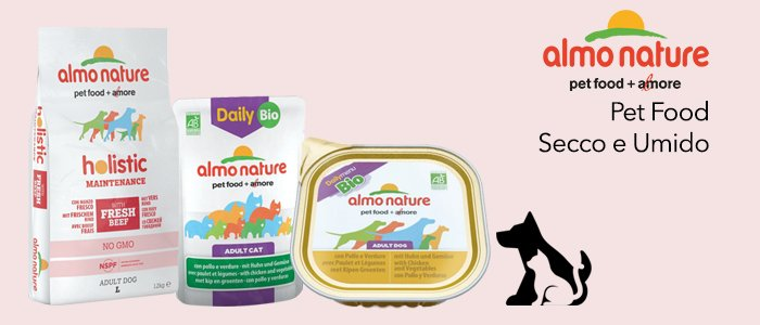 PROMO Almo Nature Pet Food