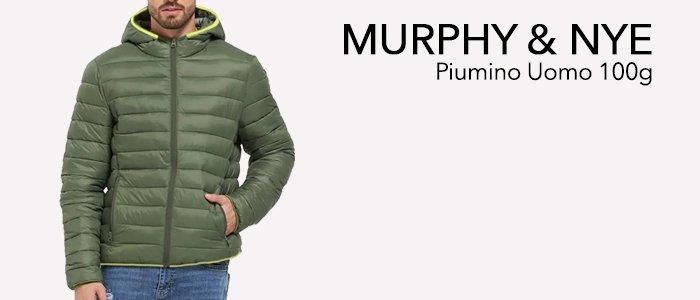 PROMOZIONE: Murphy & Nye Piumino Uomo