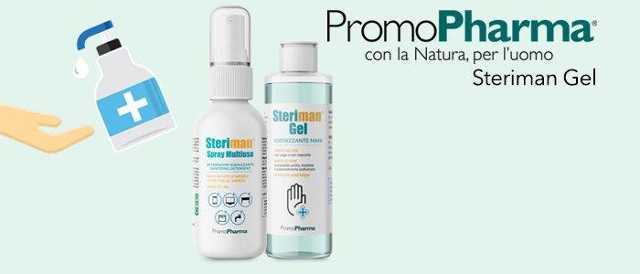 PromoPharma: Steriman Gel