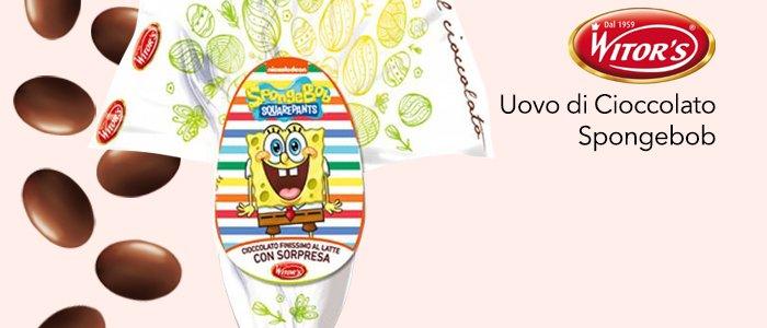 Witor's Uovo di Cioccolato Spongebob