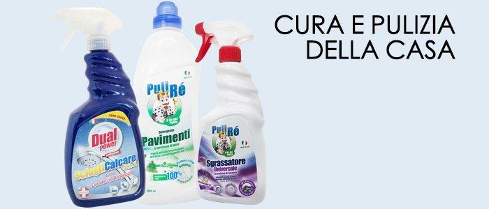 Dual Power e Pulirè Detergenti