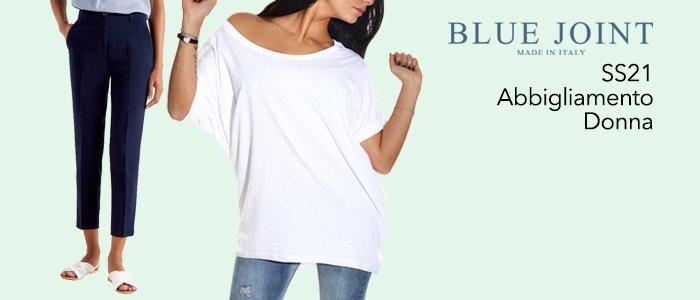 Blue Joint Abbigliamento Donna SS21