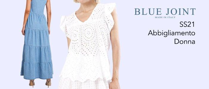 Blue Joint: Abbigliamento estivo da Donna