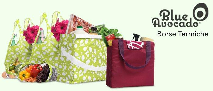 BlueAvocado: Borse Termiche e Shopper