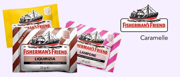 Fisherman's Friend Caramelle 25g