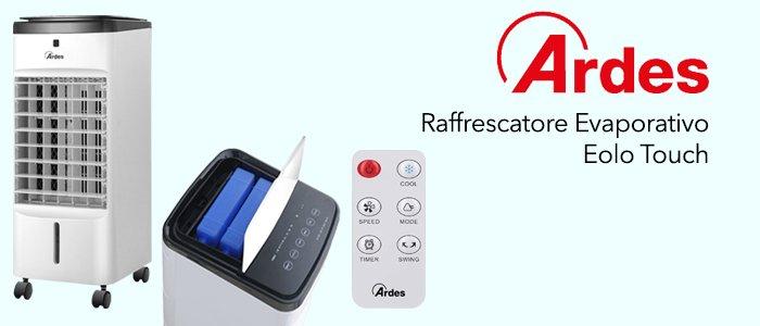 Ardes Raffrescatore Evaporativo Eolo Touch