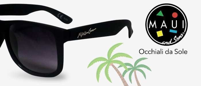 Maui and Sons Occhiali da Sole