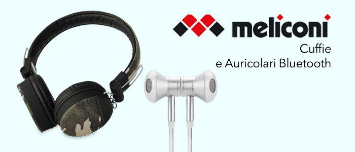 Meliconi MySound Speak: Cuffie e Auricolari Bluetooth