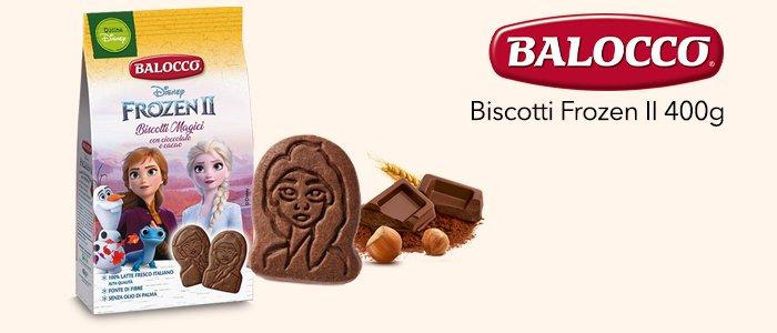 Balocco Biscotti Frozen II 400g