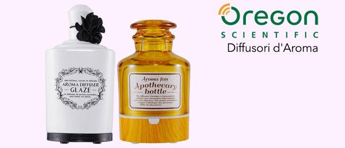 Oregon Scientific Diffusori Aroma EXTRA SCONTO -25%
