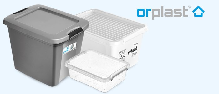 PROMO Orplast scatole e contenitori