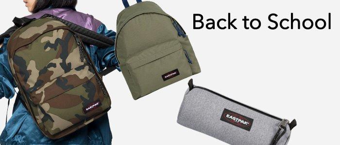 Back to School: Zaini, Cartelle, Astucci e accessori