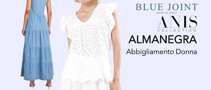 EXTRA SCONTO -35% Blue Joint, Almanegra, Anis Collection, Anis White
