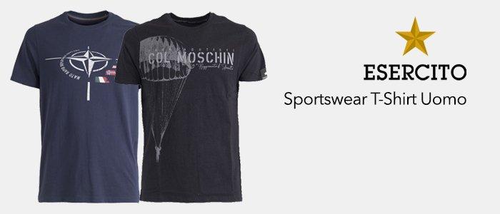 Esercito Italiano Sportswear T-Shirt Uomo
