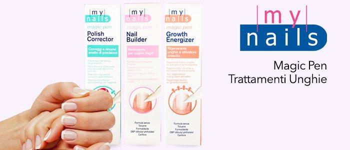 My Nails: Magic Pen Trattamenti Unghie