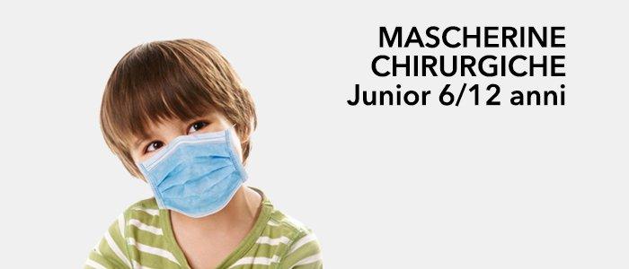 360° Mask: Mascherine Chirurgiche Junior