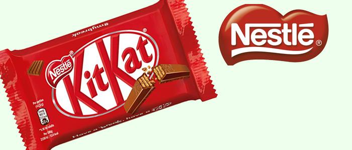 KitKat Nestlè 4x41,5g