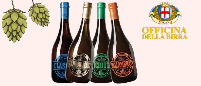 Officina della Birra: Nuovi Arrivi