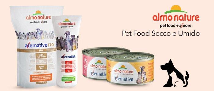 Almo Nature: Linea Alternative Cani e Gatti