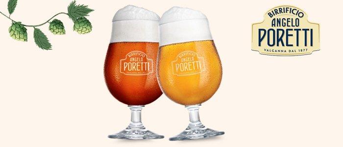 Birra Poretti in bottiglia 3x33cl
