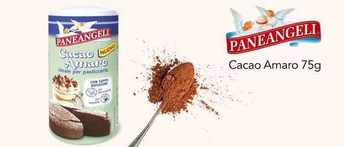 Paneangeli: cacao amaro ideale per pasticceria