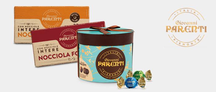 Giovanni Parenti cioccolato piemontese