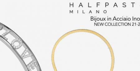 HALFPAST8 Bijoux: Nuova Collezione A/I 21-22