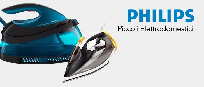 Philips: Elettrodomestici per casa