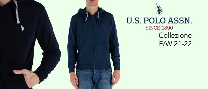 U.S. Polo ASSN. Abbigliamento Uomo 21/22
