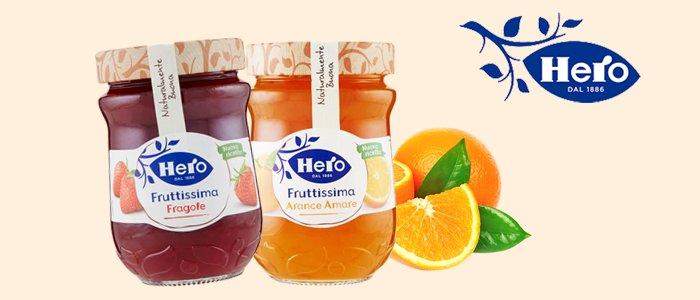 Hero: Marmellata Fruttissima